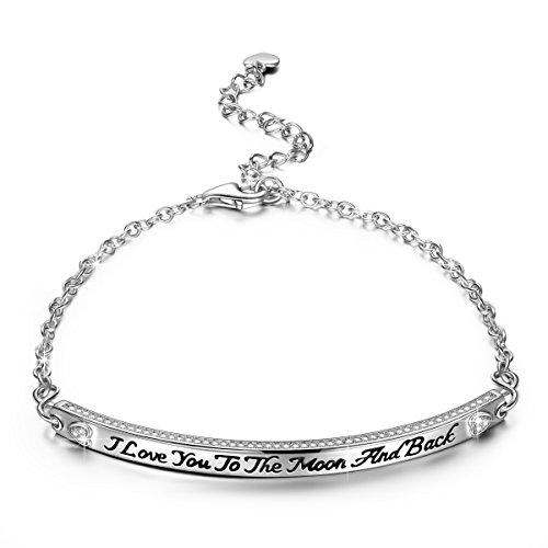 Alex Perry Regalo pulseras mujer pulsera plata mujer pulseras mejores amigas mujer joyas para mujer bisuteria mujer joyeria mujer regalos originales para mujer