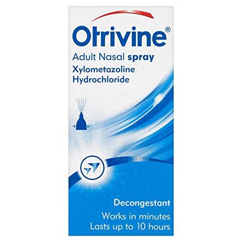 Otrivine Congestion Relief Nasal Spray Adult 10 ml