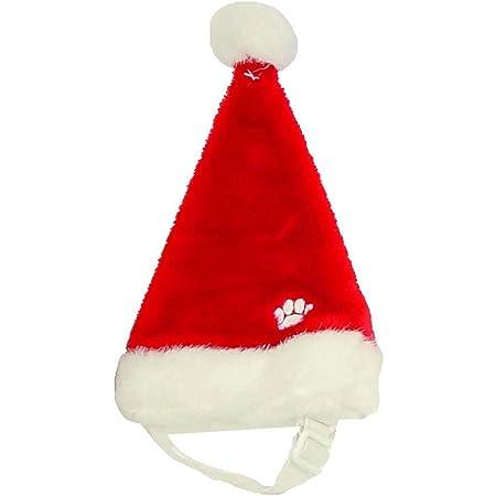 Companion Gear 70059 Holiday Pet Santa Hat Medium//Large