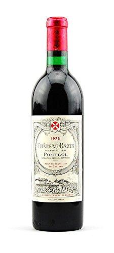 Wein 1972 Chateau Gazin Grand Cru Pomerol