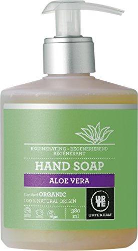 Urtekram Aloe Vera flüssige Handseife Bio, regenerierend, 380 ml