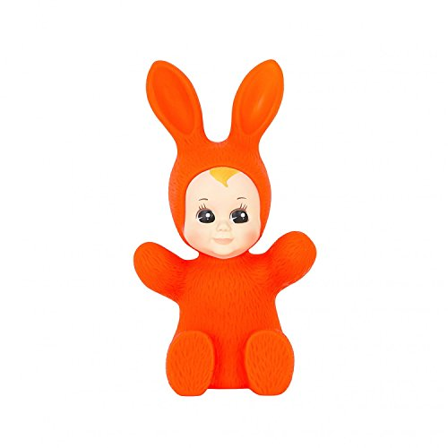 GOODNIGHT LIGHT Lámpara Bunny Baby–Fluo Red