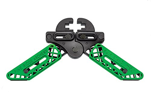 Pine Ridge Archery Kwik Stand Bow Support, Lime Green