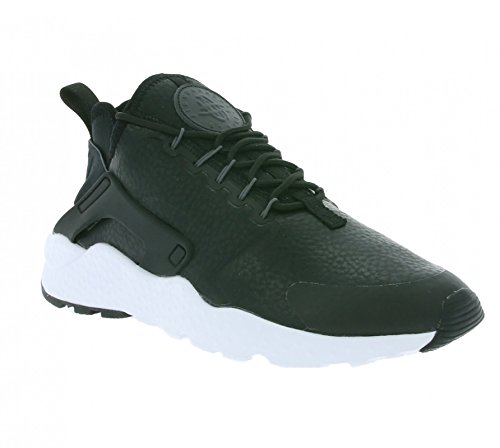 Nike Damen Air Huarache Ultra Premium in schwarz-weiß 859511-001 Schuhe Sneakers EUR 38 US 7