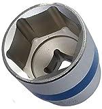 """Aerzetix - Llave de vaso - Hexagonal 32 mm- 1/2"""" -CrV - C2201"""