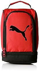 cheap PUMA Boys'Big Evercat Stacker 2.0 Lunch Box, Red / Black, OS
