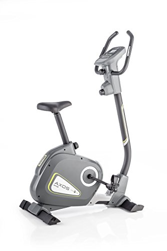 Kettler Cyclette Axos Cycle M della La, Grigio/Giallo, 07629–400