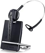 SENNHEISER 506414 - Sennheiser D 10 USB Headset - Mono - Wireless - DECT - 590.6 ft