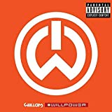 KONGQTE will.i.am #Willpower Musikalbum Kunst Plakat