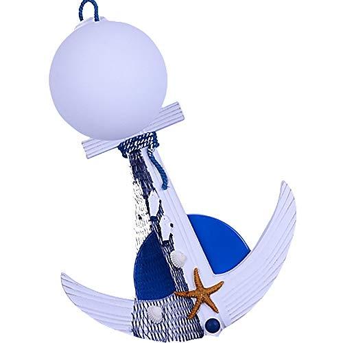 Xinmei Lámpara De Pared para Niños Moderna Diseño De Anclaje Iluminación De Pared Dormitorio Iluminación del Dormitorio Apliques