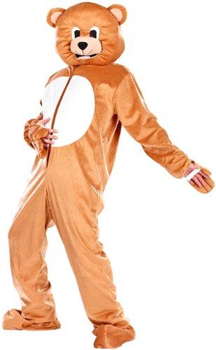 Costume d'Ours en fourrure synthétique