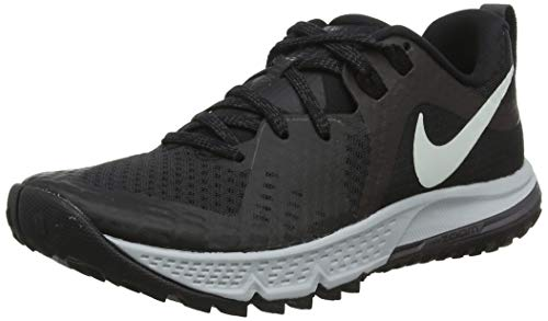 Nike Air Zoom Wildhorse 5 Women's Running Shoe Black/Barely Grey-Thunder Grey-Wolf Grey 8.5