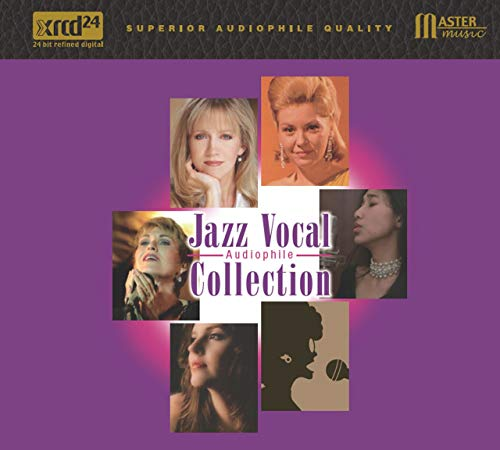 Jazz Vocal-Audiophile Collection