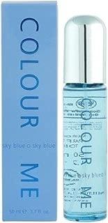 Colour Me Sky Blue EDT - 50 ml(For Men, Women)