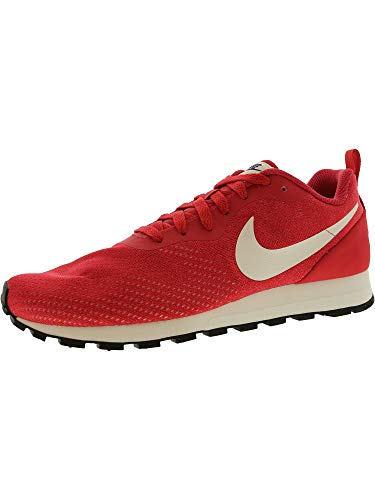 Nike Wmns Md Runner 2 Eng Mesh, Zapatillas de Running para Mujer, Rosa (Tropical Pink/Sail-N 600), 41