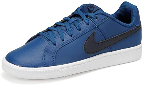 Nike Court Royale (GS), Zapatillas Hombre, Multicolor (Gym Blue/Obsidian/White 001), 39 EU