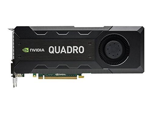 HP J3G90AA Quadro K5200 Grafikkarte (8 GB, GDDR5, NVID (überholt)