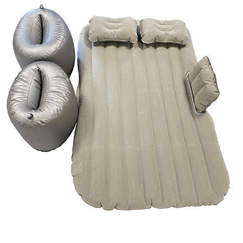 HAOWEI Air Bed Car Mattress Camping Mattress for Car Sleeping Bed Travel Inflatable Mattress Air Bed...