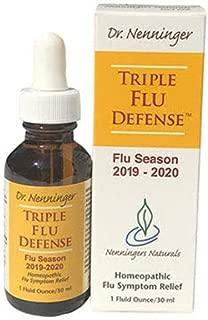 dr nenninger triple flu