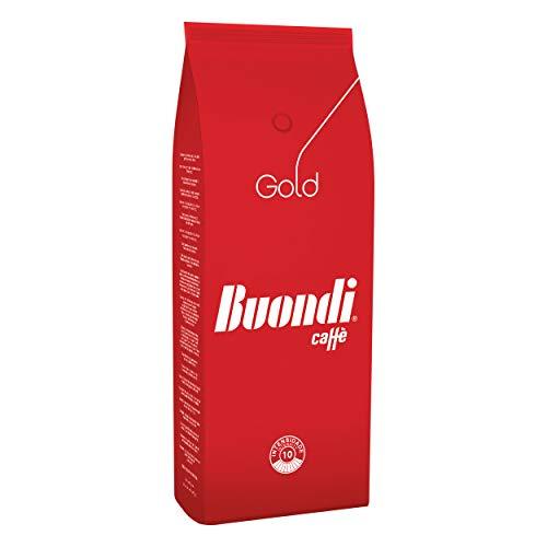 BUONDI Caffè Gold Röstkaffee 1kg