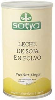 Leche en Polvo de Soja 550 gr de Sotya