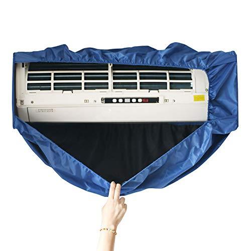 壁掛け式 エアコン洗浄カバー WASPT エアコンクリーナー エアコン掃除用品 伸縮 自宅用/業務用