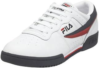 b170687320f4a Amazon.com: Fila - White / Fashion Sneakers / Shoes: Clothing, Shoes ...