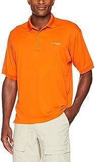 Columbia Men's PFG Perfect Cast Polo Shirt, Breathable,...