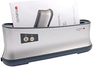 Machine à relier thermique avec arrêt automatique après 90 min. de veille