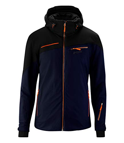 Maier Sports Unisex-Adult Skijacke, night sky, REG 52