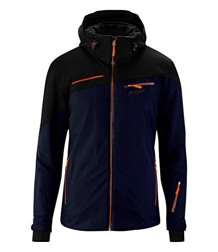 Maier Sports heren fluorine jas ski-jack wintersport jas nieuw