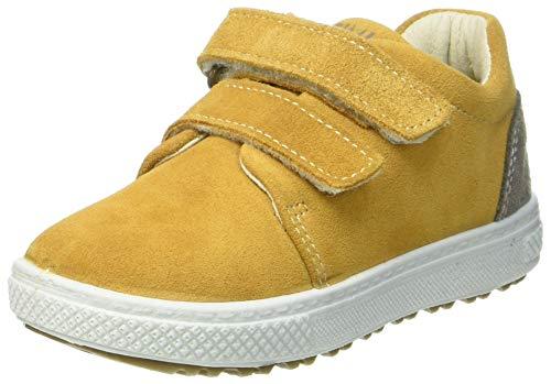 PRIMIGI Baby Jungen PBZ 63608 First Walker Shoe, Senape/Marmotta, 27 EU