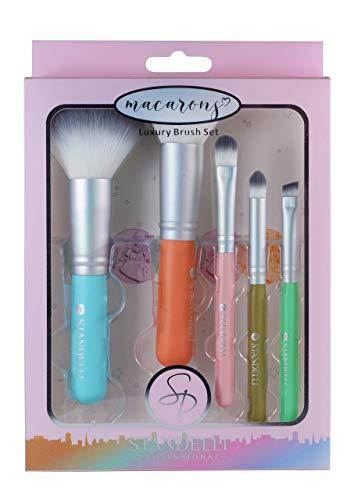 Standelli - Pinselset Makeup, Make up Pinsel Set - Puderpinsel, Foundationpinsel, Lidschattenpinsel,...