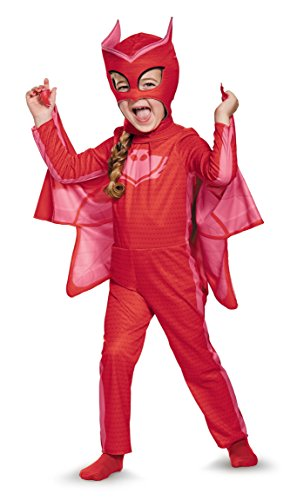 Owlette Classic Toddler PJ Masks Costume, Large/4-6X - http://coolthings.us