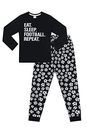 The Pyjama Factory - Pijama dos piezas - para niño Negro