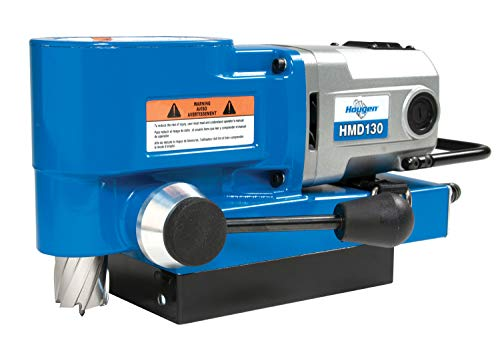 Hougen HMD130 Ultra Low Profile lightweight right angle drill with large capacity. Replaces HMD115 and HMD150