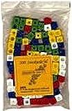 Mathematik mit Steckwürfeln, Steckwürfel, allseitig steckbar