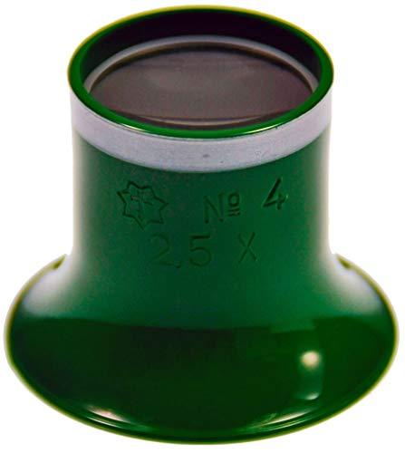 Sternkreuz Uhrmacherlupe 2,5-Fach Lupe Juwelier Okular Made in Germany 312.SK40