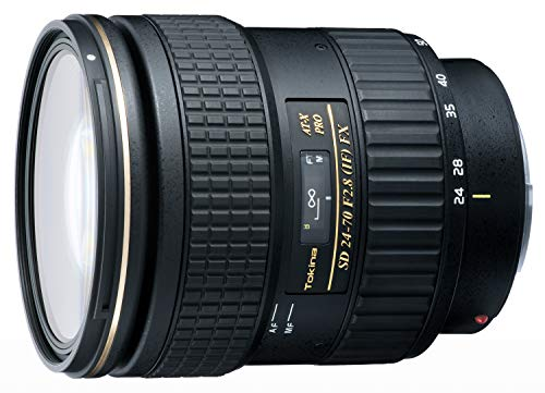 Tokina AT-X 24-70mm f2.8 Pro FX - Objetivo angular zoom para Canon