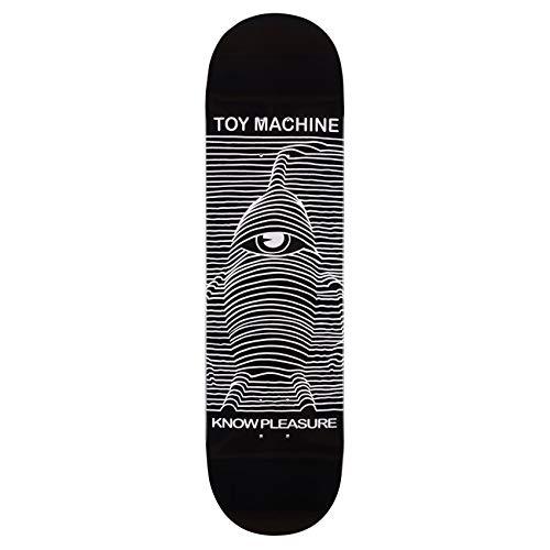 Toy Machine Skateboard Deck Toy Division 8.5
