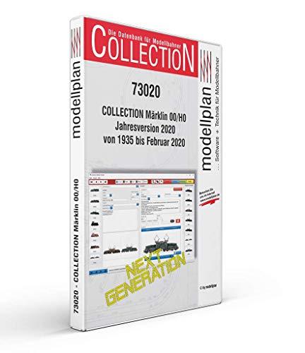 COLLECTION Märklin 00/H0 2020 - Modellbahn-Verwaltung, Datenbank, Katalog, Software