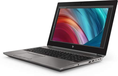 HP ZBook 15 G6 Mobile Workstation (Intel Core i7-9850H Processor 9th Gen   16GB RAM   1TB SSD   Windows 10 Pro   NVIDIA T2000 4GB GDDR5 Dedicated Graphics) - 8LX99PA