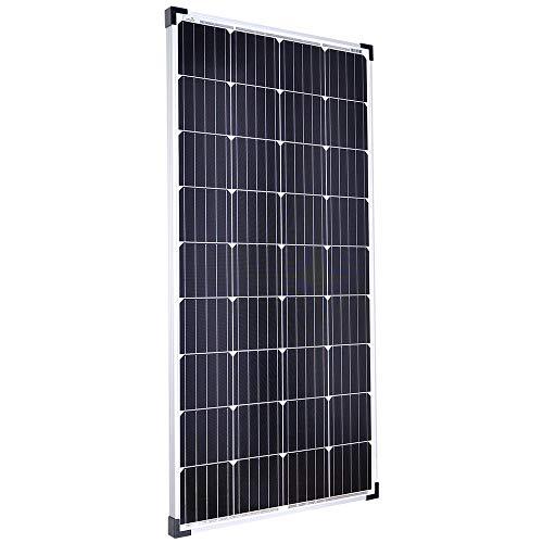 150 Watt Solarmodul 12V - Offgridtec Solarpanel Monokristallin, Solaranlage, Solarzelle