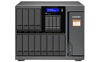 QNAP TS-1635AX Collegamento ethernet LAN Scrivania Nero NAS (B07D67GTSJ) | Amazon price tracker / tracking, Amazon price history charts, Amazon price watches, Amazon price drop alerts