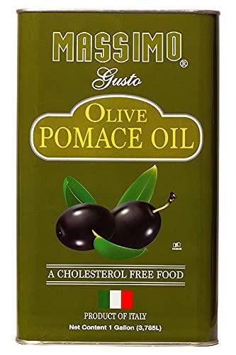 Massimo Gusto - Pomace Oil - 1 Gallon Tin Can