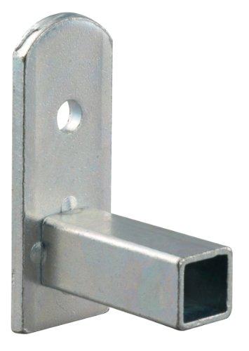 GAH-Alberts 554224 Befestigungs-Set für Fenstergitter | Montage in der Fensterlaibung | galvanisch verzinkt / 4 Stück im Set
