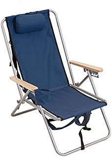 Rio Gear Original Steel Backpack Chair