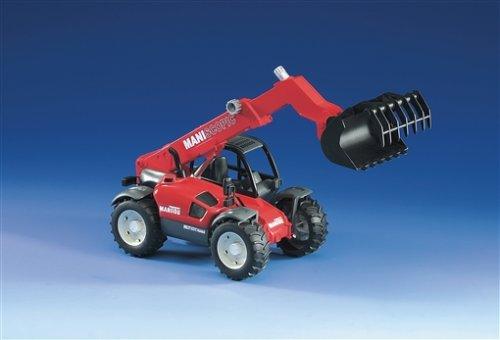 Bruder 02128 - Manitou Teleskoplader MLT 633