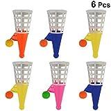 Toyvian pop n Catch Spiel pop up Click Catch Shooter mit Ball Cone Shooter verbessern motorik für...