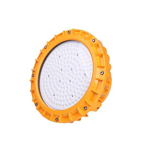 Foco LED Proyector Luz De Inundación Lámpara Antideflagrante, Iluminación De Emergencia Almacén Minería Impermeable Lámpara De Inundación Luz De Ingeniería Iluminación AC85-265V (Tamaño : 120W)